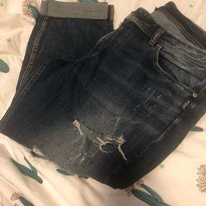 Silver jeans -Sam boyfriend pants